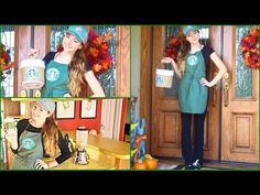 DIY Starbucks Barista Halloween Costume! (+playlist) what im thinking of doing for halloween