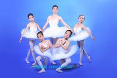gratis verzending nieuwe ballet tutu rok volwassen kinderen kleding tutu ballet…