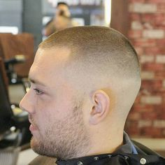 The high and tight is a military form of the buzz cuts. The High and Tight is Very short hairstyle Generally worn by men in the armed forces of the United State,