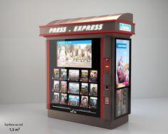 vending machine - International ast equipment