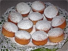 Muffin al limone dietetici anticolesterolo by soya - Pagina 1
