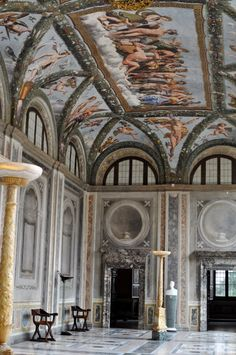 Villa Farnesina, Roma pt I | Rocaille – A Blog about Decadence, Kitsch and Godliness