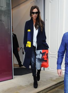 The Best Celebrity Street Style From London Fashion Week