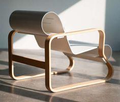 Alvar Aalto armchair 41,