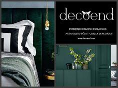 Interjero dizaino paslaugos nuotoliniu būdu. www.decoend.com