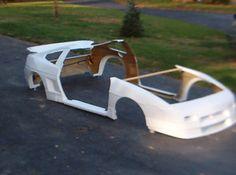 IMSA Fastback GT Widebody Kit Fiberglass New Fiero | eBay Pontiac Fiero, Kit Cars, Car Car, Sport Cars, Motorcycles, Ebay, Ideas, Projects, Archive