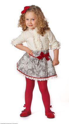 Prendas de la colección de otoño-invierno 2013. paraisobebe.com  vestido, niña, verano, primavera, conjunto, short, camisa, falda