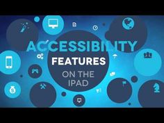 iPad Accessibility Features Course - Lesson 1 - Introduction