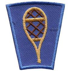 Season, Spring, Summer, Fall, Winter, Snow, Snowshoe, Patch, Embroidered Patch, Merit Badge, Badge, Emblem, Iron On, Iron-On, Crest, Lapel Pin, Insignia, Girl Scouts, Boy Scouts, Girl Guides