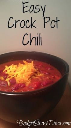 Chilli i-love-my-slow-cooker