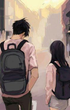 This couple art
