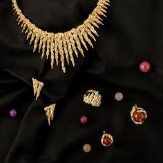 Gilbert Albert High Jewelry, Jewelry Art, Gold Jewelry, Padma Lakshmi, Pick One, Flower Brooch, Madness, Mid Century, Top