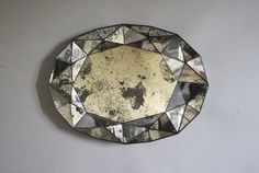 High/Low: Faceted Mirror