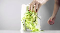 How To Use The Spiralizer: A Teaser by Hemsley + Hemsley Breakfast Picnic, Hemsley And Hemsley, Vegetable Slicer, Spiralizer Recipes, Eating Well, Clean Eating, What To Cook, Fruits And Vegetables, Whitening