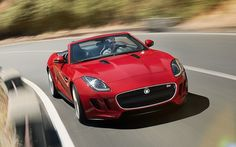 Jaguar F-Type Driven (VIDEO)