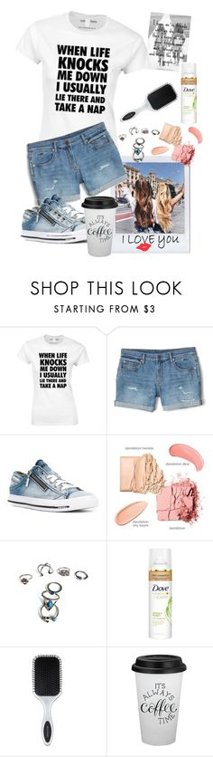 """""""Meeting My Bestie On Short Notice"""" by blondemommy ❤ liked on Polyvore featuring Gap, Diesel, Dove and Bio Ionic"""