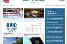 Redesign for a News Site