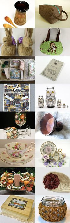 Keepin' It Contained by Celebration Times Team by Virginia Soskin on Etsy--Pinned with TreasuryPin.com