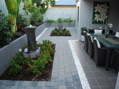Outdoor living design with verandah from a real Australian home - Outdoor Living photo 322024