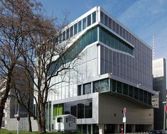 Dutch Embassy, Berlin, by Dutch iconical architect Rem Koolhaas.