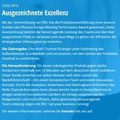 23.02.2015 Ausgezeichnete Exzellenz http://www.robert-krause.com