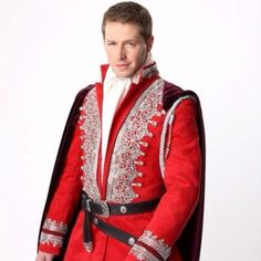 Prince Charming from Once Upon A Time. <3