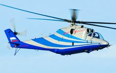 Meet Russia's New High-Speed Helicopter Testbed