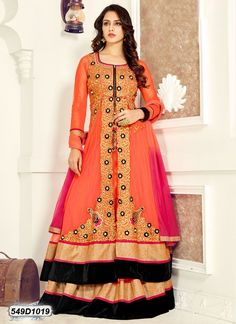 233568d1e8 Latest Collection That Is Bound To Light Up Your Wardrobe with Ethnic Wear!  Bollywood Suits