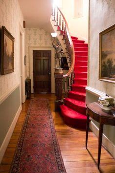 Staircase Carpet Re-do
