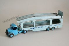 Dinky Toys Pullmore Car Transporter No982 by DieCastMungo on Etsy, €55.00