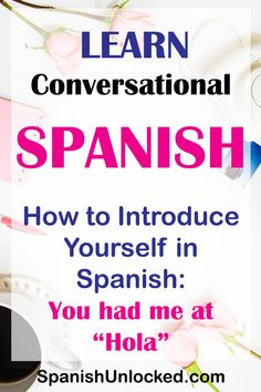 Learn to speak Spanish and become fluent using these Spanish learning tips! Spanish Conversation practice phrases and Spanish words to increase your vocabulary quickly! Basic Spanish Words, Study Spanish, Spanish Lesson Plans, Spanish Phrases, Spanish Vocabulary, Spanish Language Learning, Spanish Lessons, Teaching Spanish, Spanish Games