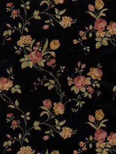Floral Wallpaper | AmericanBlinds.com