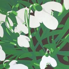 If your like me Snowdrops mean Spring is on the way! Fair-handed Spring unbosoms every grace; throws out the snowdrop and the crocus fir Original Art, Original Paintings, Paintings I Love, Acrylic Paintings, Spring Painting, All Art, Saatchi Art, Contemporary Art, Canvas Art