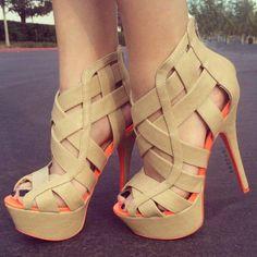 Platform Heels - HeelsFans.com