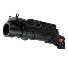 Ares FN Scar Gas EGLM Softair 40mm Granatwerfer BK   #shootclub #airsoft #softair