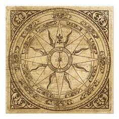 122 Best Compass Rose images | Mandalas, Wind rose, Compass