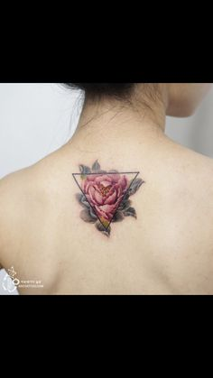 Rose triangle