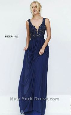 Sherri Hill 50225 dress