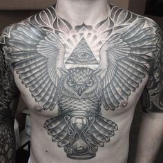 Jonny Breeze Tattoos