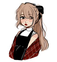 i wanted 2 design my mystic messenger mc,, her name is min ji