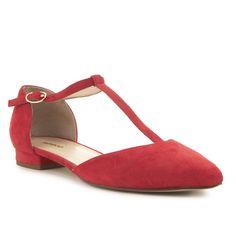 zapato plano piel fosco en merkal.com                                                                                                                                                                                 Más