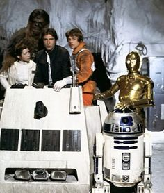 Star Wars Behind the Scenes: 40 Rare Photos