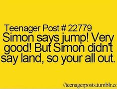 teenager post #015 | Teenager Posts