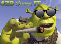 Is Shrek smoking pot? Shrek Memes, Dankest Memes, Funny Reaction Pictures, Funny Pictures, Stupid Funny Memes, Haha Funny, Lol, Quality Memes, Meme Faces