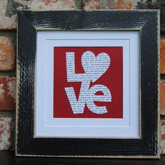 Cut out picture frame