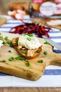 Recept: Vajcia Benedikt s opekanou slaninou
