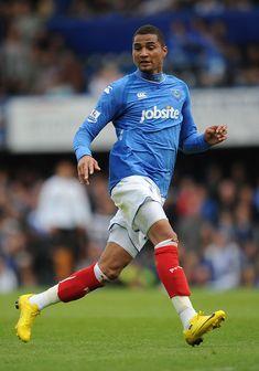 Kevin-Prince Boateng on Portsmouth