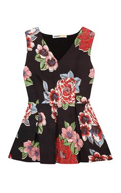 Love this peplum!! Trying to find a peplum top that fits my body shape. :(
