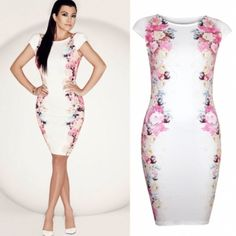 I like this. Do you think I should buy it? http://www.dresslink.com/2014-new-flower-party-evening-cap-sleeve-pencil-dress-womens-ladies-bodycon-oneck-p-14441.html?utm_source=pin&utm_medium=cpc&utm_campaign=Sabrina-Jun