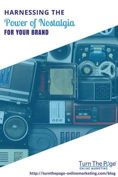 nostalgia marketing strategy
